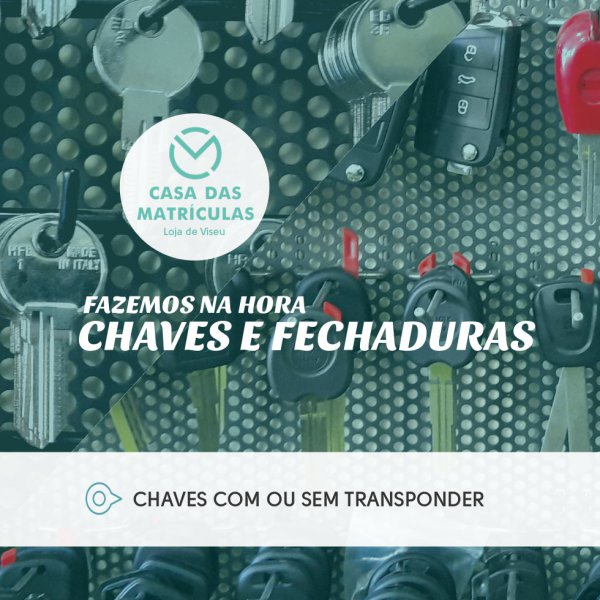 REPRODUÇÃO DE CHAVES